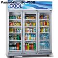 Tủ mát Panasonic SBC-P3DB (1545 lít, 3 ngăn)