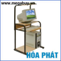 Bàn Máy tính khung sắt Hòa Phát BMT.05S