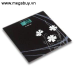 Cân điện tử Camry siêu mỏng,họa tiết siêu hoa văn EB9301_S110