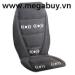 Đệm massage lưng Wellmax 5 động cơ TWMC-03