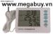 Đồng hồ đo nhiệt độ, độ ẩm ngoài phòng M&MPRO HMAMT109