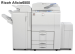 Máy Photocopy cũ  RICOH MP6500