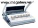 Máy đóng sách gáy xoắn nhựa DSB CB-240M
