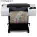 Máy in khổ rộng HP Designjet T790 24-in PostScript ePrinter: A1 (CR648A)