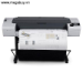 Máy in khổ rộng HP Designjet T790 44-in ePrinter: Ao (CR649A)