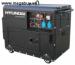 Máy phát điện Diesel Hyundai-DHY6000SE, ( 5 KW chống ồn, đề nổ)