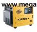 Máy phát điện Kipor KDE6700TA