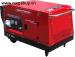 Máy phát điện HONDA Hữu Toàn HG16000SDX( 1 pha, 11.5KVA,giảm thanh)