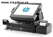 Máy tính tiền All in one HP RP7 Retail System Model 7800 - I3-2120