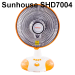 Quạt sưởi halogen Sunhouse SHD7004