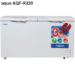 Tủ đông Aqua AQF-R320 (210 lít,2 ngăn đông-mát )
