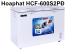 Tủ đông Hòa Phát HCF-600S2PĐ (240L,2 ngăn,đồng)