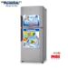 Tủ lạnh Panasonic NR-BJ185SNVN-167L, 2 cửa màu bạc