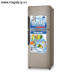 Tủ lạnh Panasonic NRBJ1855MS - Groos 181L/Net 167L
