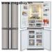 Tủ lạnh Sharp SJF70PC - 573 lít - 4 cửa