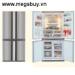 Tủ lạnh Sharp SJF75PV - 625 lít - 4 cửa