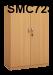 Tủ tài liệu thấp Eco SMC7230