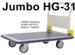 Xe đẩy hàng JUMBO-Thái Lan HG-310  tải trọng 400kg