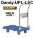 Xe đẩy hàng Nhật Bản sàn nhựa siêu nhẹ DANDY UPL-LSC tải trọng 150kg