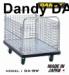 Xe đẩy hàng Nhật Bản lưới thép bảo vệ DANDY DA-BW