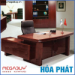 Bộ bàn giám đốc Hoà Phát DT1890H4