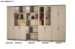 Bộ tủ tài liệu cao Fami SM850H-PO