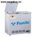 Tủ đông Funiki -FCF299S2, 290L, 2 ngăn 2 chế độ đông, mát