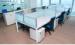 Vách ngăn kính chạy trên mặt bàn- VNK01