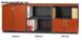 Bộ tủ thấp Fami SM-6X20FH-DC