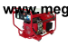 Máy phát điện HONDA HG15000SDX, 1 pha 10.6 KVA, (xăng trần)