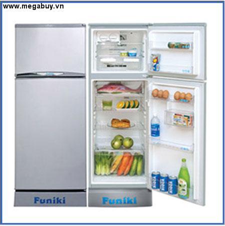Tủ lạnh FUNIKI FR-168CD, 160L, làm lạnh trực tiếp