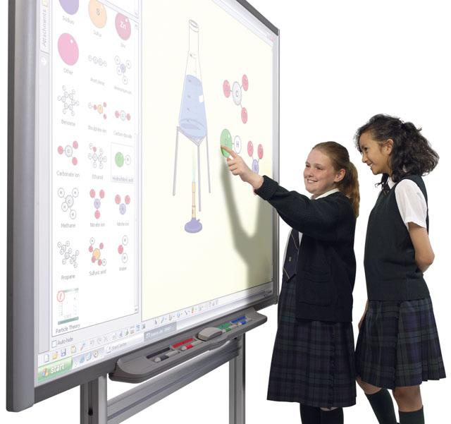 Dạy và học với Bảng tương tác thông minh
